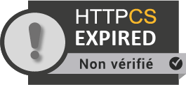 HTTPCS - Sceau de certification en sécurité informatique
