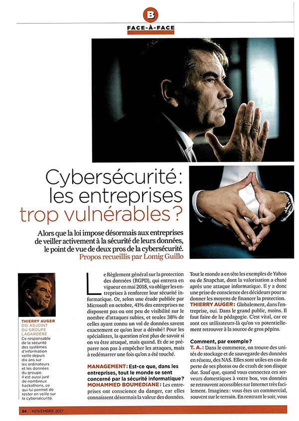 Article Nouveau Management