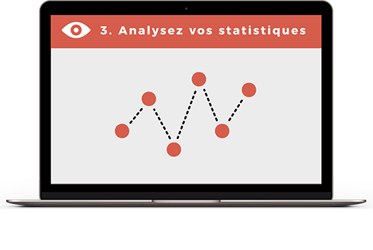 Analysez vos statistiques