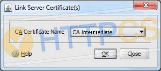 How to install an SSL certificate with Citrix Access Gateway 8.0