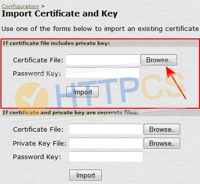 Comment installer un certificat SSL avec Juniper Secure Access